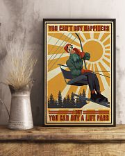 Skiing You Can Buy A Lift Pass PDN-dqh 11x17 Poster lifestyle-poster-3