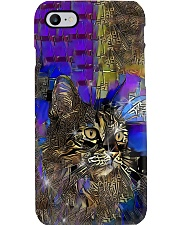 Cat Abs PC6 PDN-dqh Phone Case i-phone-8-case