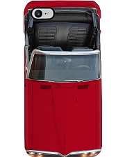 Car Pon 1968 Firebird RED- PDN-NTV Phone Case i-phone-8-case