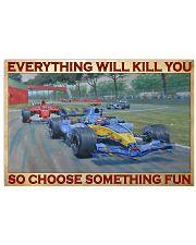 Fernado Aloso Renalt Choose ST Fun pt mttn-pml 17x11 Poster front