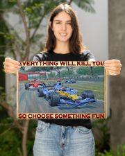 Fernado Aloso Renalt Choose ST Fun pt mttn-pml 17x11 Poster poster-landscape-17x11-lifestyle-19