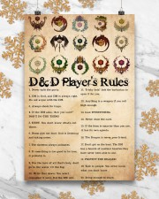Game DD Rule PDN-dqh 24x36 Poster aos-poster-portrait-24x36-lifestyle-23