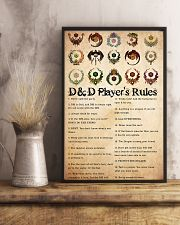 Game DD Rule PDN-dqh 24x36 Poster lifestyle-poster-3