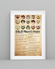 Game DD Rule PDN-dqh 24x36 Poster lifestyle-poster-5