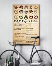 Game DD Rule PDN-dqh 24x36 Poster lifestyle-poster-7