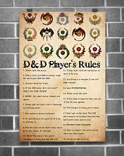 Game DD Rule PDN-dqh 24x36 Poster poster-portrait-24x36-lifestyle-18