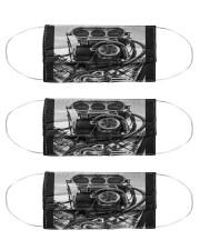 Drag Racing2-Mg-PDN-DQH  Cloth Face Mask - 3 Pack thumbnail