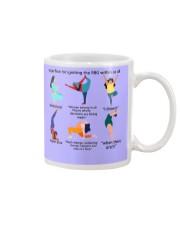 RBG yoga mas lqt-ntv  Mug thumbnail