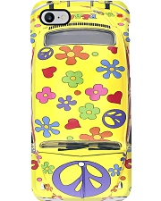 Flm Hippie Bug Car PDN-nna Phone Case i-phone-8-case