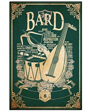 DD Bard 24x36 Poster front