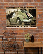 happiness corner herbi pt phq ngt 36x24 Poster poster-landscape-36x24-lifestyle-20