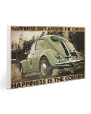 happiness corner herbi pt phq ngt 30x20 Gallery Wrapped Canvas Prints thumbnail