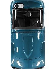 Car Chev 1969 Corvet Stingray LeMans Blue PDN-dqh Phone Case i-phone-8-case