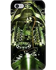 Drag racing Engine PC Green 1 PDN Phone Case i-phone-8-case