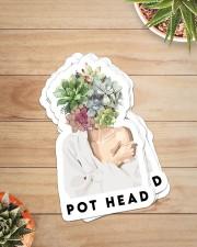Gardening pot head sticker Sticker - 6 pack (Vertical) aos-sticker-6-pack-vertical-lifestyle-front-07