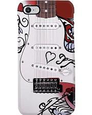 Music Guitar Jimi Stratocaster PDN-ntv Phone Case i-phone-8-case