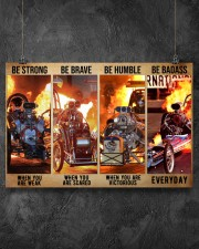 HR Strong Brave Humble PDN-dqh 24x16 Poster aos-poster-landscape-24x16-lifestyle-13