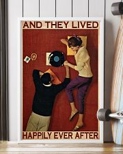 Vinyl They Live Happily PDN-dqh 11x17 Poster lifestyle-poster-4