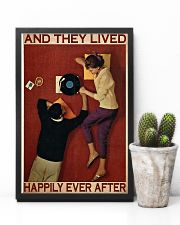 Vinyl They Live Happily PDN-dqh 11x17 Poster lifestyle-poster-8