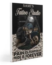Tattoo skull tattoo studio custom lht-dqh 20x30 Gallery Wrapped Canvas Prints thumbnail