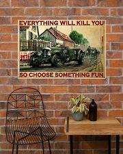 Benl Speed Six Le Mans Choose ST Fun PDN-pml 36x24 Poster poster-landscape-36x24-lifestyle-20