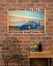 Nascar Choose ST Fun 36x24 Poster poster-landscape-36x24-lifestyle-20