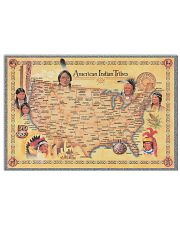 Native American Tribe TN PDN ntv ads 17x11 Poster front