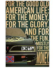 Flm Bandit Good Old American Life PDN-dqh 11x17 Poster front