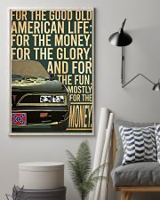 Flm Bandit Good Old American Life PDN-dqh 11x17 Poster lifestyle-poster-1