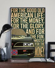 Flm Bandit Good Old American Life PDN-dqh 11x17 Poster lifestyle-poster-2