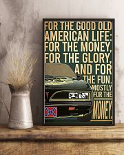 Flm Bandit Good Old American Life PDN-dqh 11x17 Poster lifestyle-poster-3