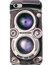 Photographer adjust your focus pc Phone Case i-phone-8-case