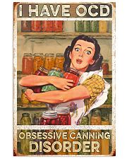 Canning I have OCD 11x17 Poster front
