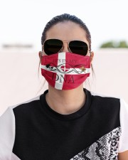Denmark in my DNA Cloth Face Mask - 3 Pack aos-face-mask-lifestyle-02