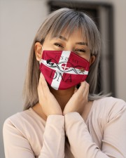 Denmark in my DNA Cloth Face Mask - 3 Pack aos-face-mask-lifestyle-17