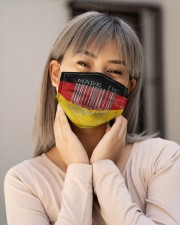 Germany Made In Code  Cloth Face Mask - 3 Pack aos-face-mask-lifestyle-17