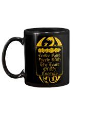DD Coffee Pairs Nicely Mug back