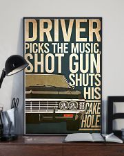 Flm Supper Pick The Music PDN-pml 11x17 Poster lifestyle-poster-2