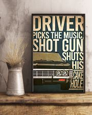 Flm Supper Pick The Music PDN-pml 11x17 Poster lifestyle-poster-3