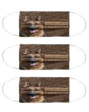 German Shepherd If You Don't Have One Cloth Face Mask - 3 Pack front