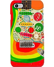 Music Guitar Hippie Georgie PDN-pml Phone Case i-phone-8-case
