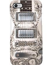 Music Guitar 1995 Zem Metal Top Floral PDN Phone Case i-phone-8-case