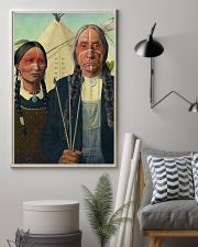 Native Gothic PDN-DQH 11x17 Poster lifestyle-poster-1