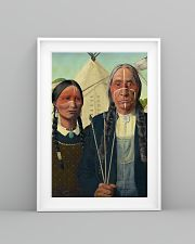 Native Gothic PDN-DQH 11x17 Poster lifestyle-poster-5