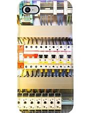 Electrician Electric Board PC Phone Case i-phone-8-case