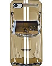 Car 1968 AMX Scarab Gold PDN-pml Phone Case i-phone-8-case