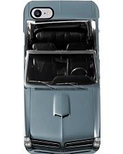 Car Pon 1965 GTO 2 Fontaine Blue PDN-dqh Phone Case i-phone-8-case
