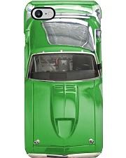 Car Ply 1970 Cuda Green PDN-pml Phone Case i-phone-8-case