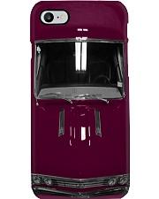Car Chev 1967 Chevel SS 396 Royal Plum PDN-DQH Phone Case i-phone-8-case