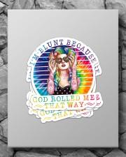 Hippie Im Blunt Beacause Stk Sticker - 6 pack (Vertical) aos-sticker-6-pack-vertical-lifestyle-front-09